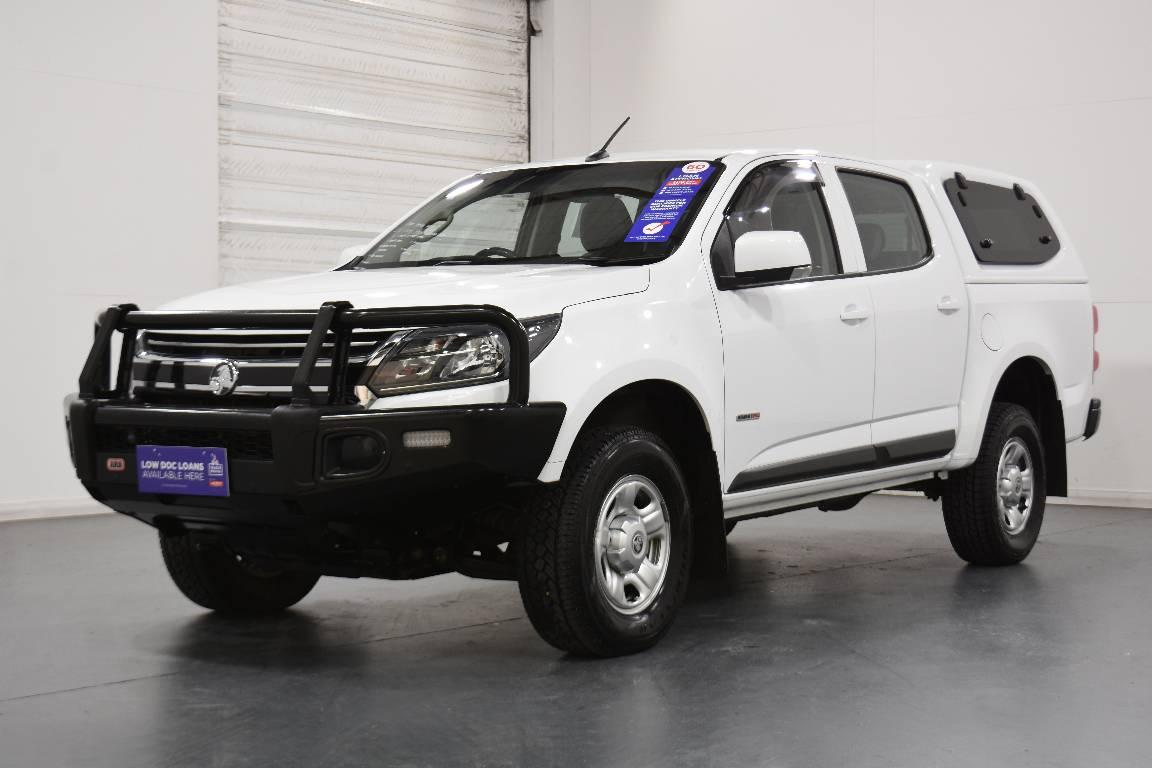 2016 Holden COLORADO RG MY16 LS (4X2)