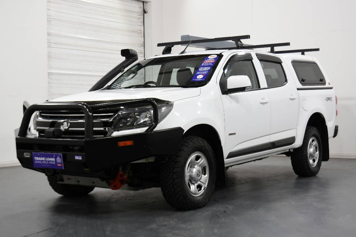 2016 Holden COLORADO RG MY16 LS (4X4)